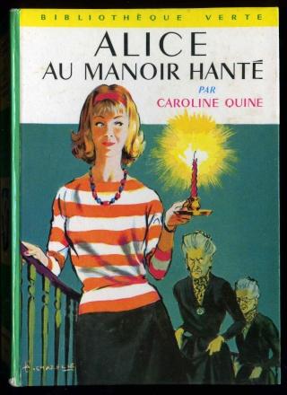 17. Alice au manoir hanté (1930/1963) Alice_10