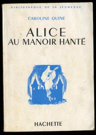 17. Alice au manoir hanté (1930/1963) Alice_11