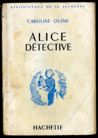 1. Alice détective (1930/1955) Alice_20