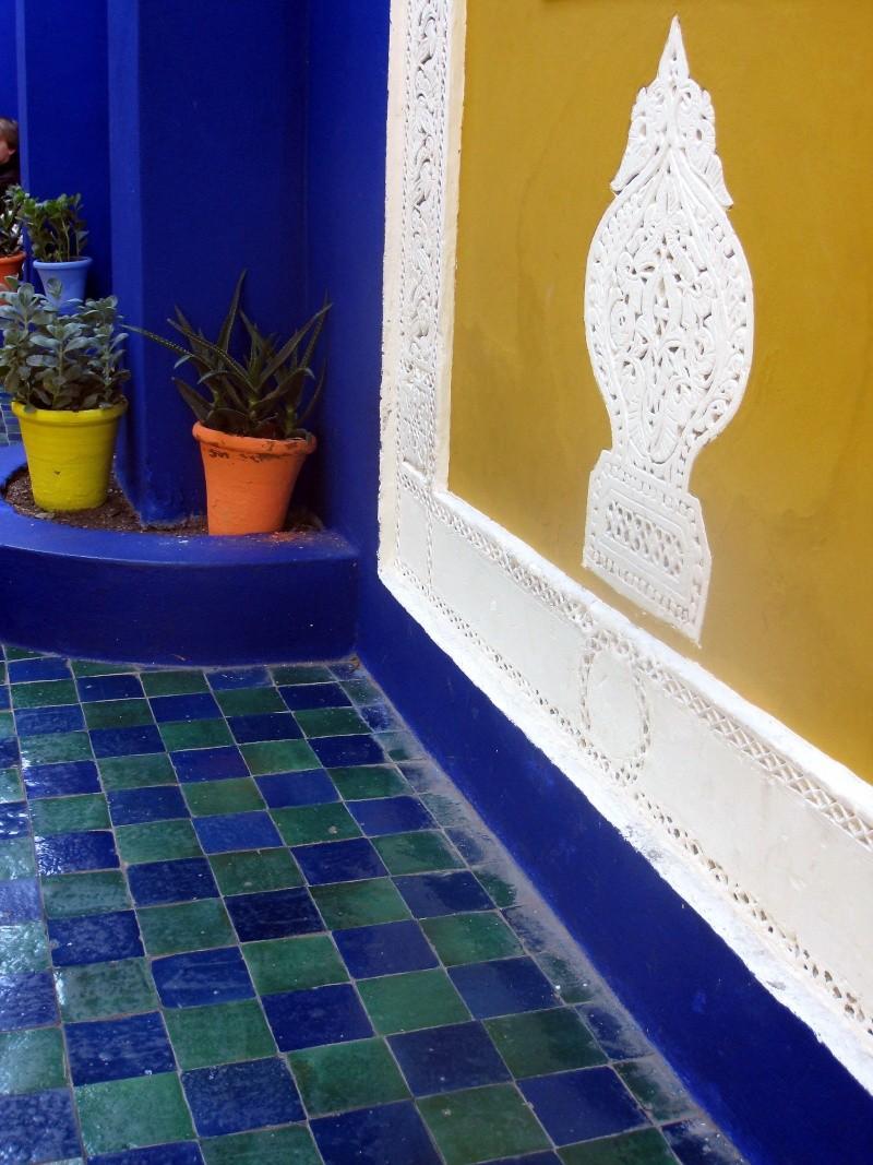 Le jardin Majorelle, Marrakech Img_4912