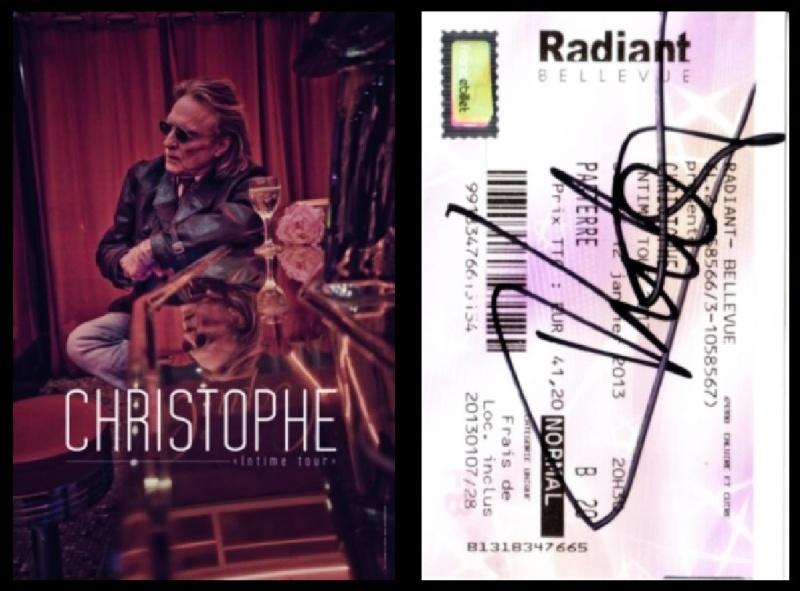 """"""" Intime Tour """" de CHRISTOPHE : Paradis Retrouvé  Nouvea18"""
