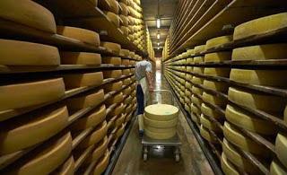 صور رائعة لكيفية صنع الجبنة السويسرية! 1611