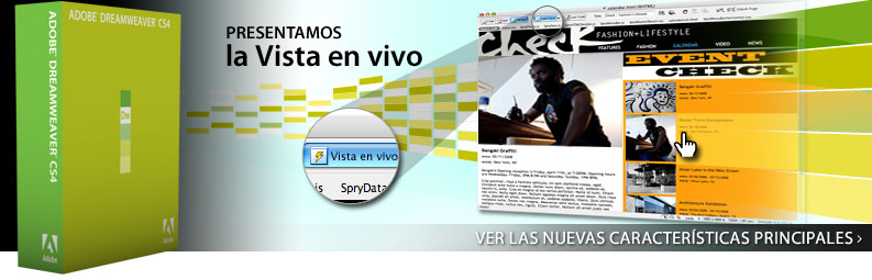 Hablemos de Dreamweaver CS4 Dw-mar10