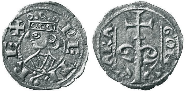 Del Reino y de la Casa de Aragón y de algunos territorios de la Corona. Dinero10