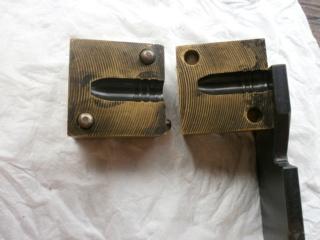 Moule pour 303 British P1011216