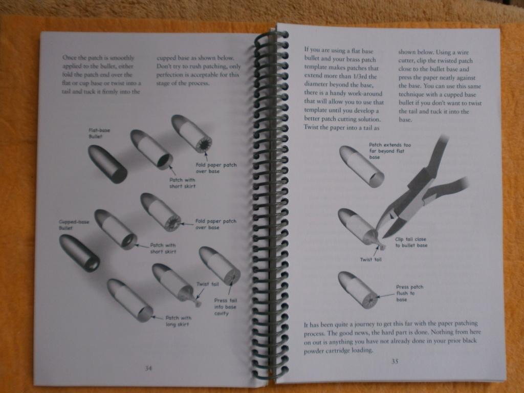 Quelques livres US sur le rechargement des cartouches PN ( fusils )  P1011426