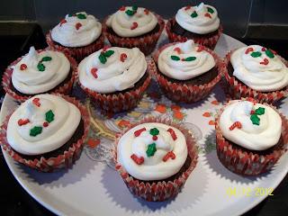 Idées déco de Noël gateaux et cupcakes 100_3810