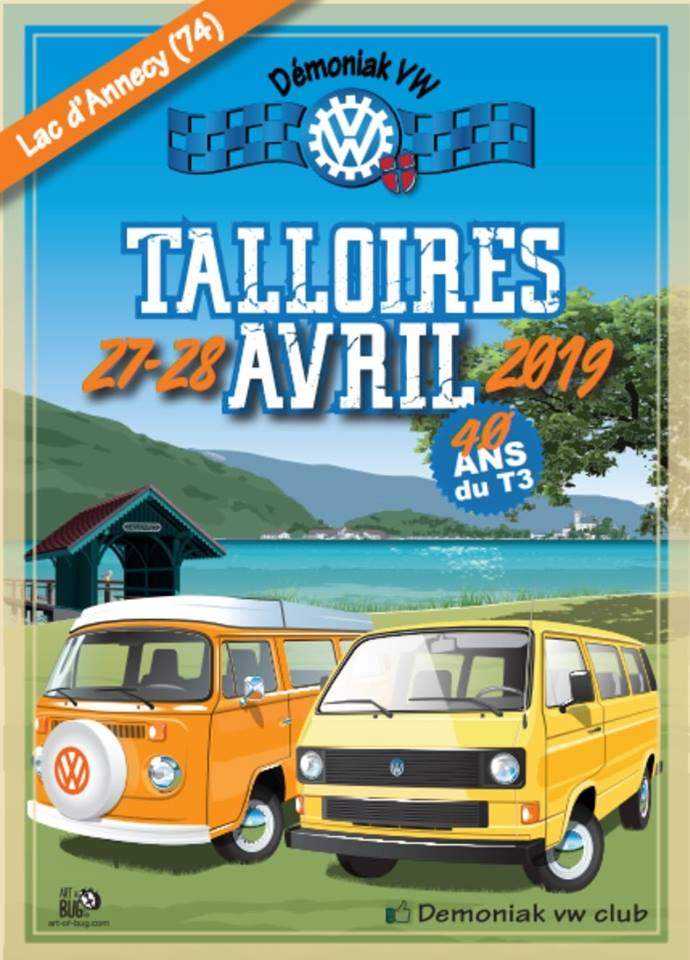 Talloires 2019 ( 27 et 28 Avril ) Talloi10