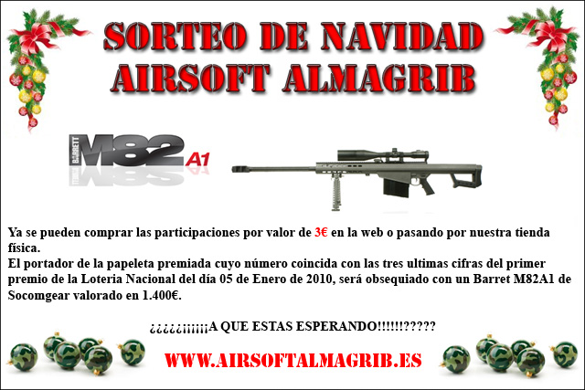 ¡¡ Sorteo de un barret !! Cartel12