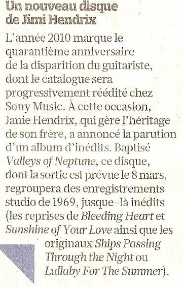 Appel aux témoignages - Oct 1966 Numari22