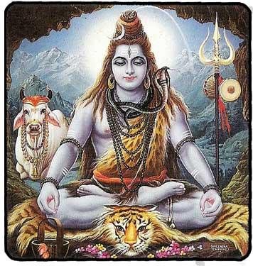 Les Divinités Hindou Carte_14
