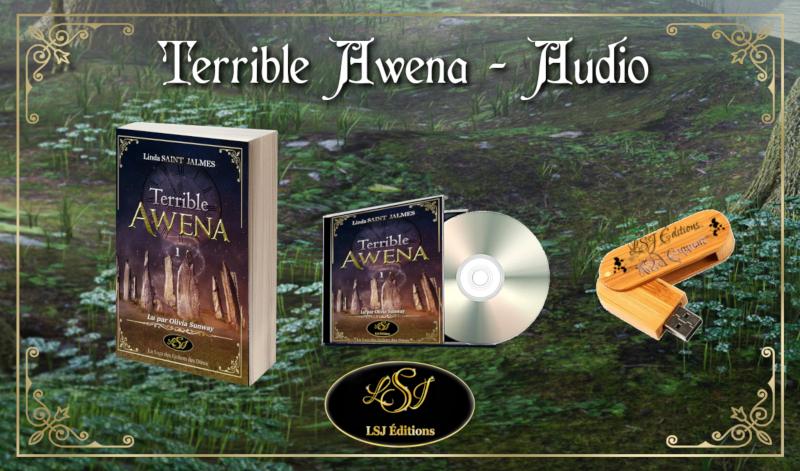 Grand projet Ulule pour la réalisation du livre audio Terrible Awena Awena_11