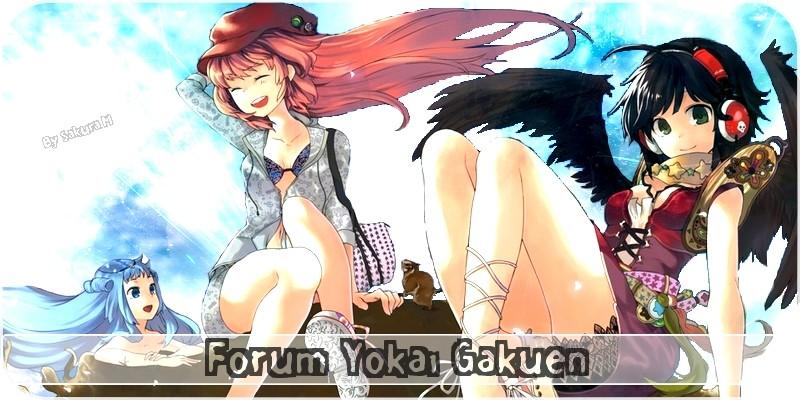 Yokaï Gakuen Bannia11