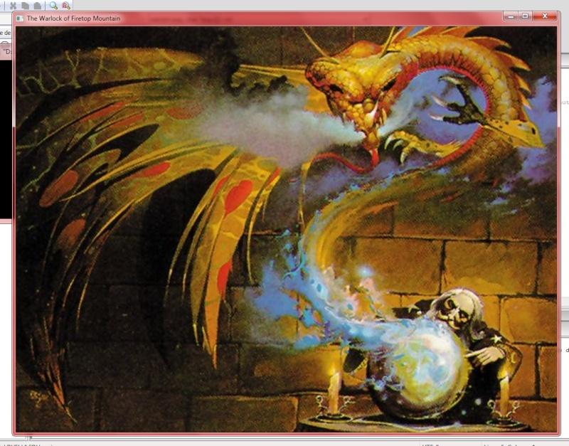Création d'un jeu 2D - Le sorcier de la montagne de Feu Sans_t10