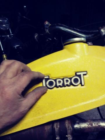 Torrot Mustang  20190110