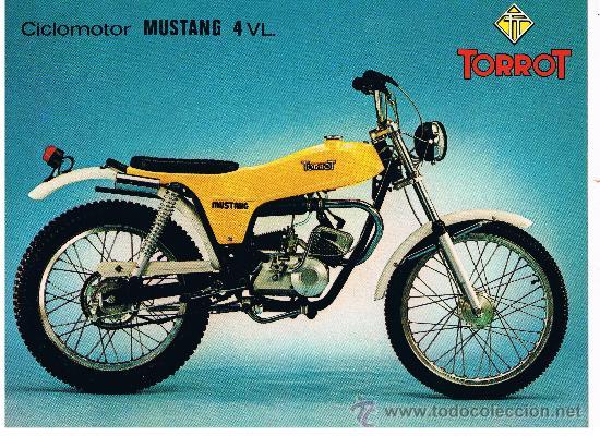 Torrot Mustang  34627510