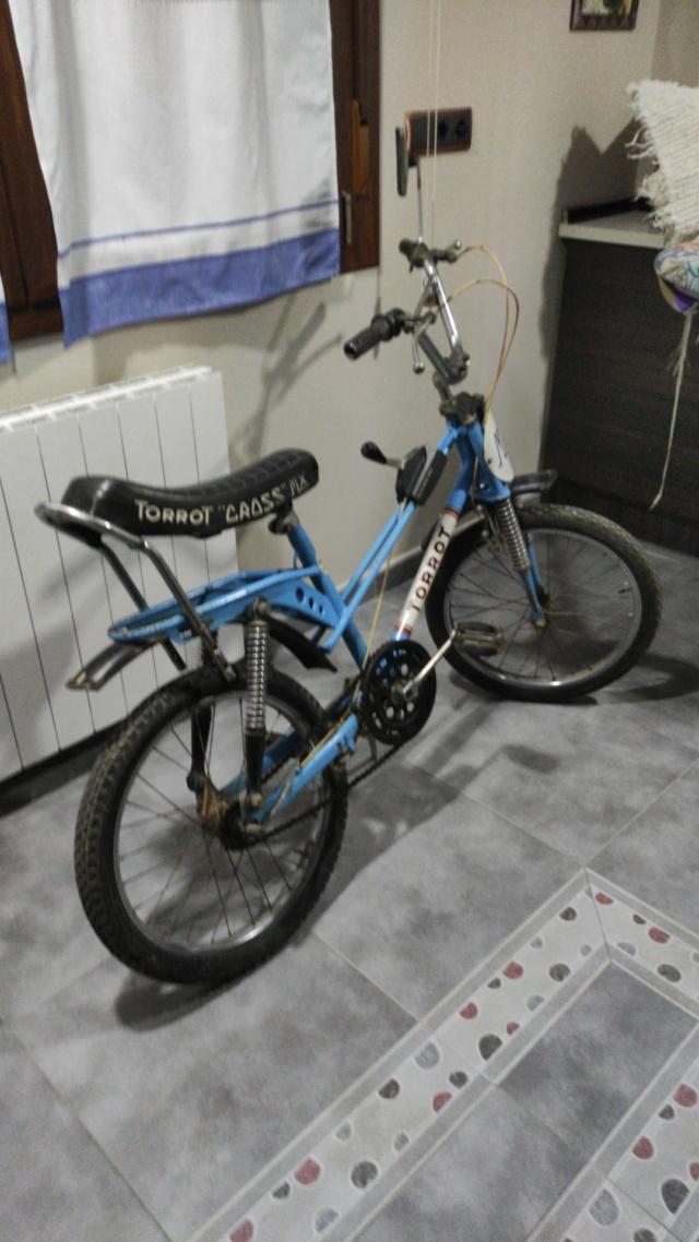 Restauración bicicleta Torrot MX Img-2012