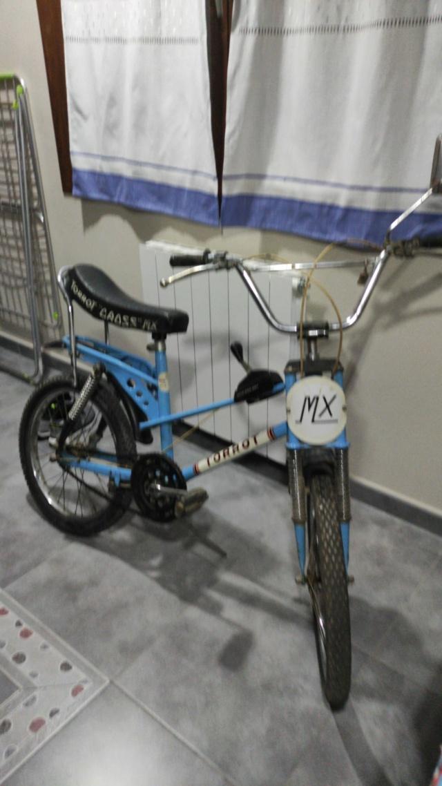 Restauración bicicleta Torrot MX Img-2013