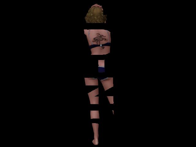 [Apprenti] Masque d'écrêtage Pin-up10