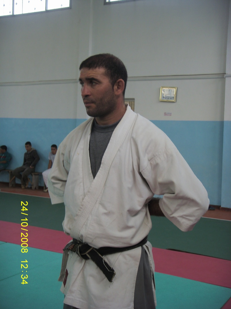 Achour Rachid ( fondateur du Hapkido à Aokas) S73f5310