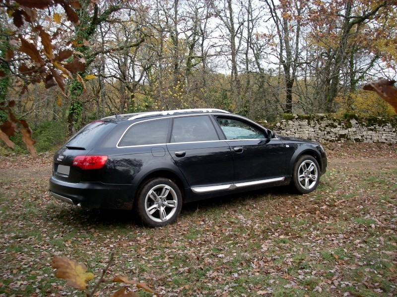"Topic Officiel > Audi A6 ""C6"" Allroad 2005-2011 Imgp2170"