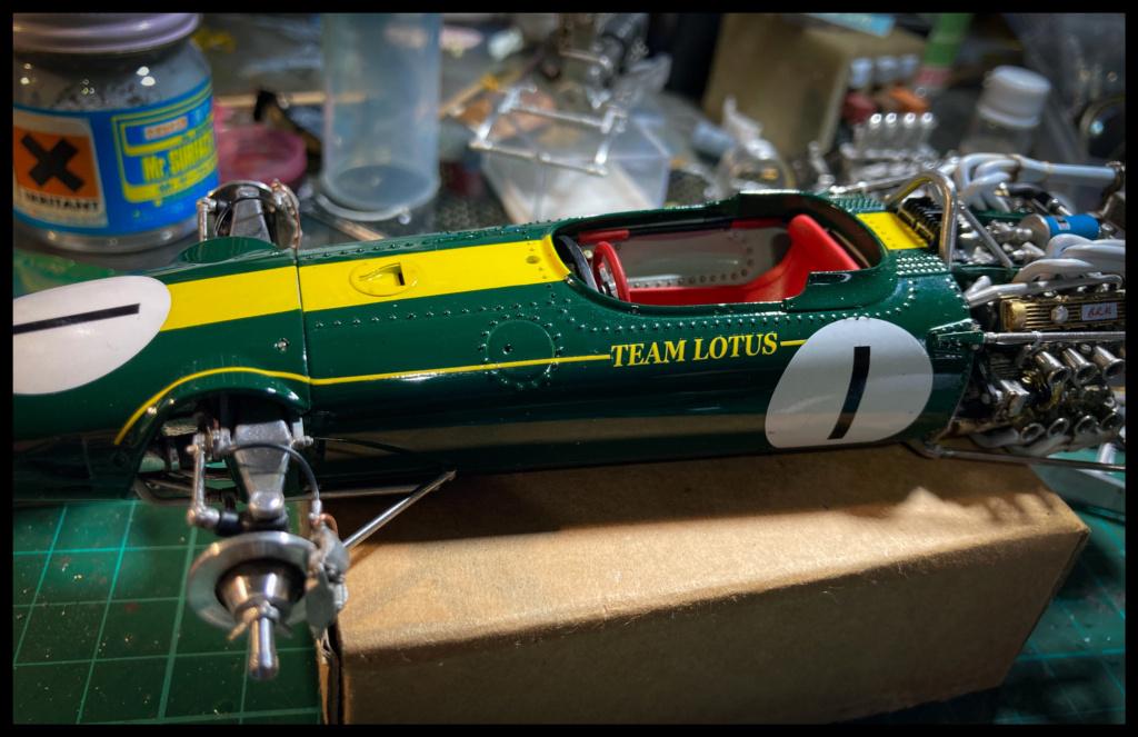 Lotus 43 BRM, Jim Clark, US GP 1966 Watkins Glen. MFH 1/20. - Page 2 11d9e410