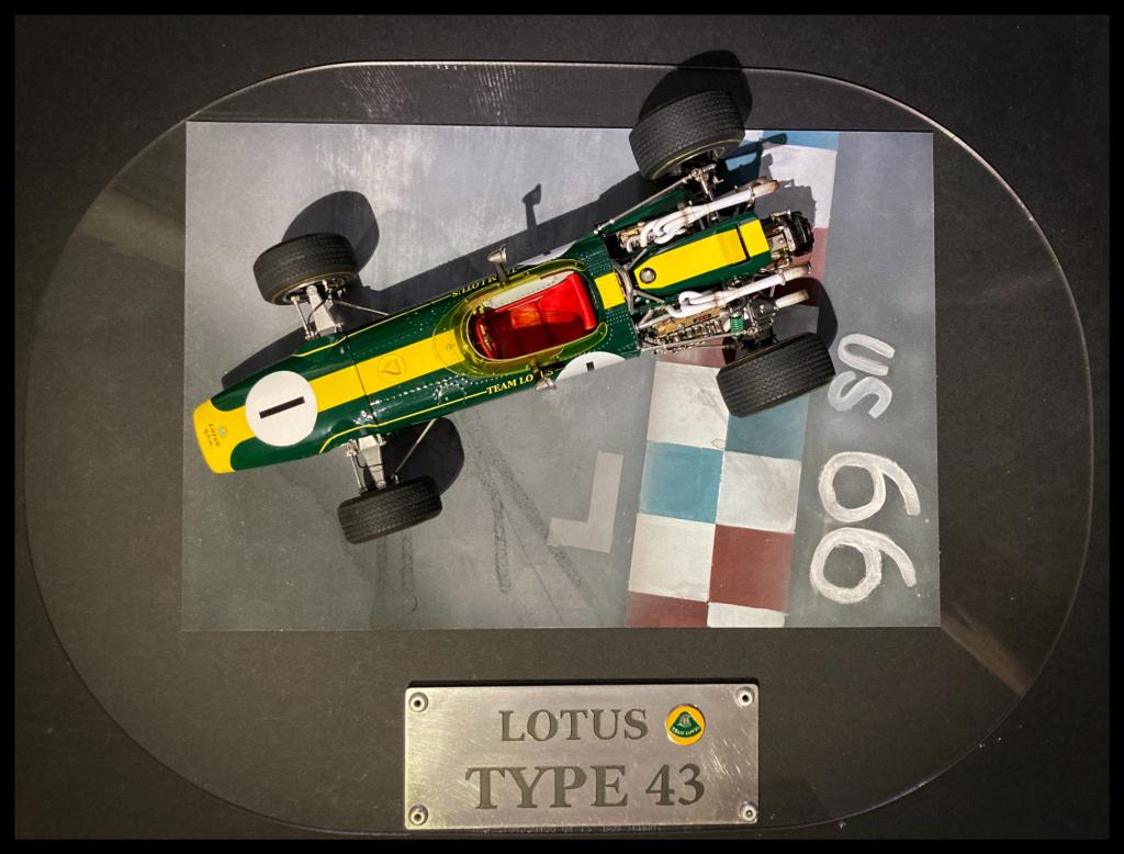 Lotus 43 BRM, Jim Clark, US GP 1966 Watkins Glen. MFH 1/20. - Page 2 142b8f10
