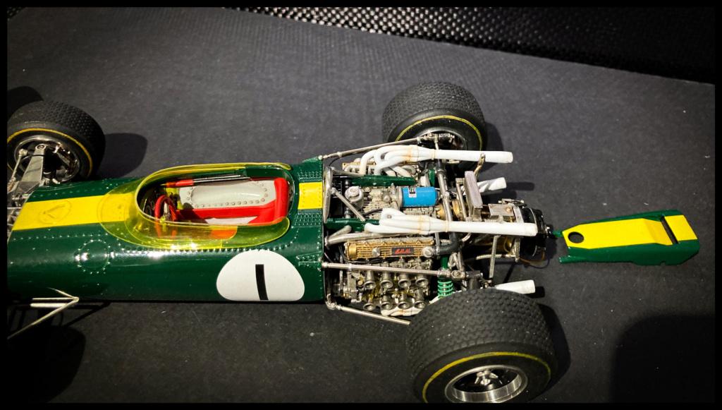 Lotus 43 BRM, Jim Clark, US GP 1966 Watkins Glen. MFH 1/20. 20757310