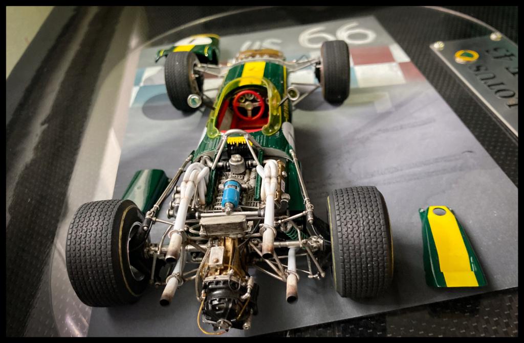 1/20 MFH 1966 Lotus 43, Jim Clark, US GP Watkins Glen. 3425d910