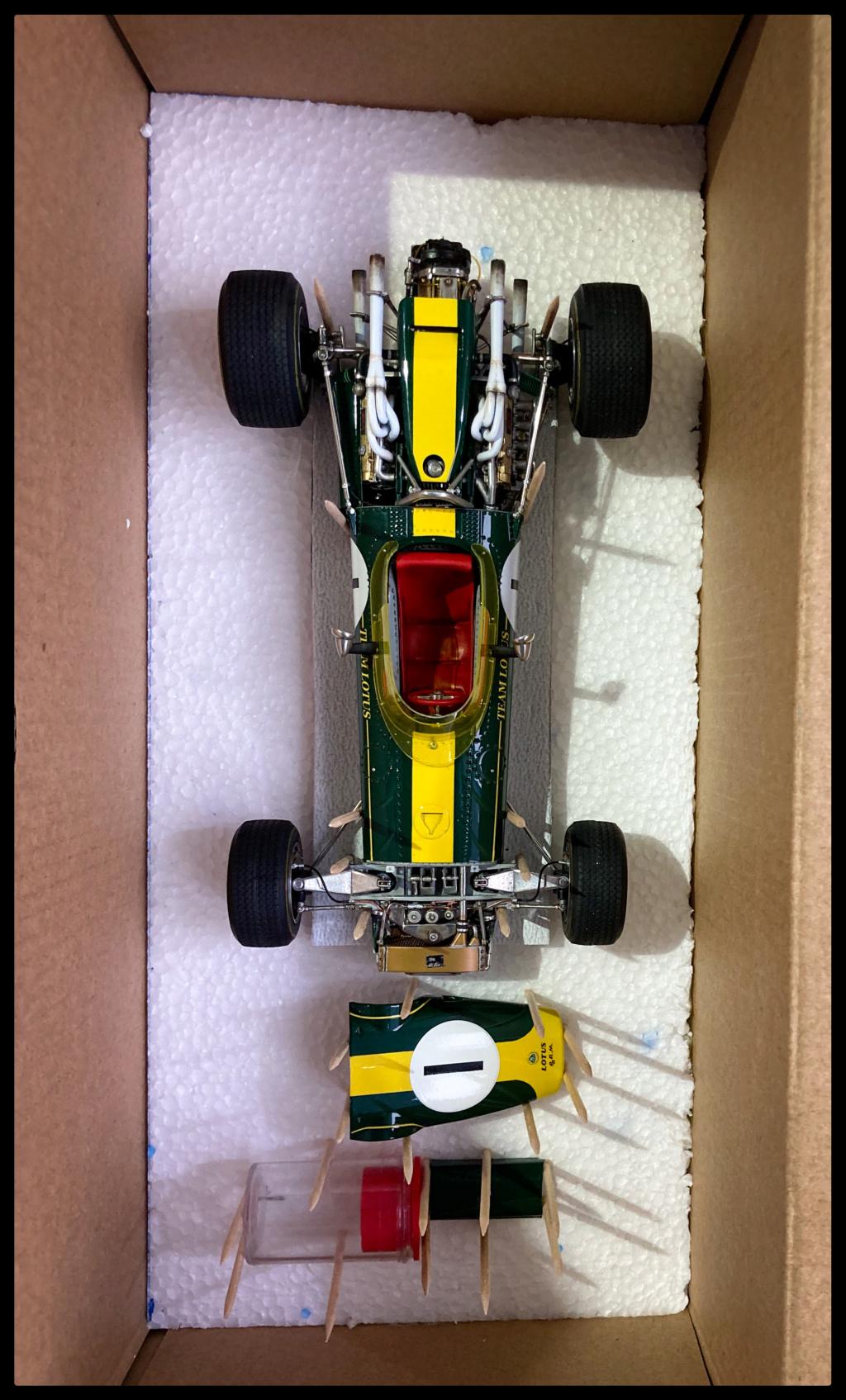 1/20 MFH 1966 Lotus 43, Jim Clark, US GP Watkins Glen. 3cb69f10