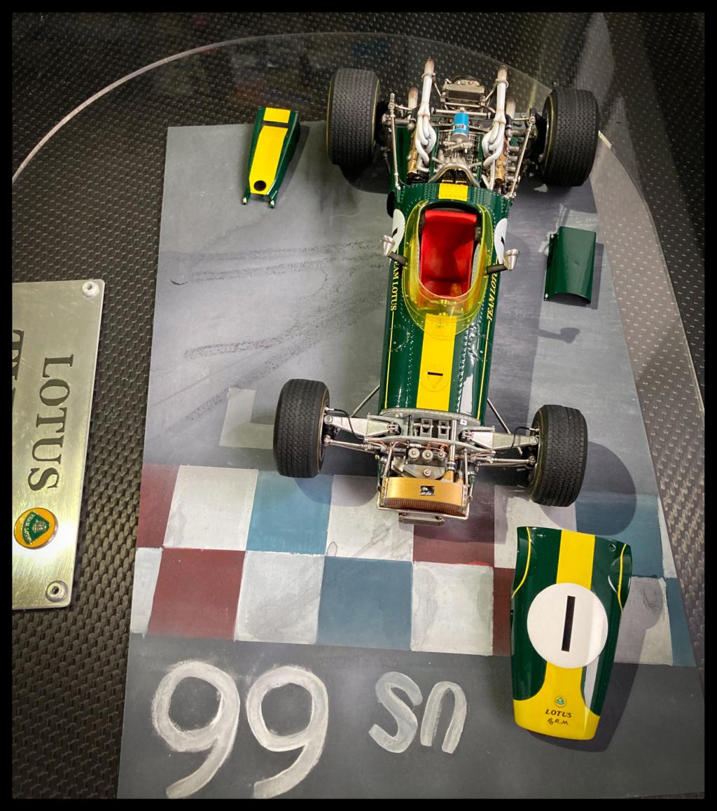 1/20 MFH 1966 Lotus 43, Jim Clark, US GP Watkins Glen. 510d7610