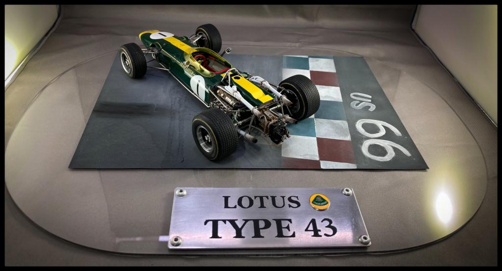 1/20 MFH 1966 Lotus 43, Jim Clark, US GP Watkins Glen. 634f7310