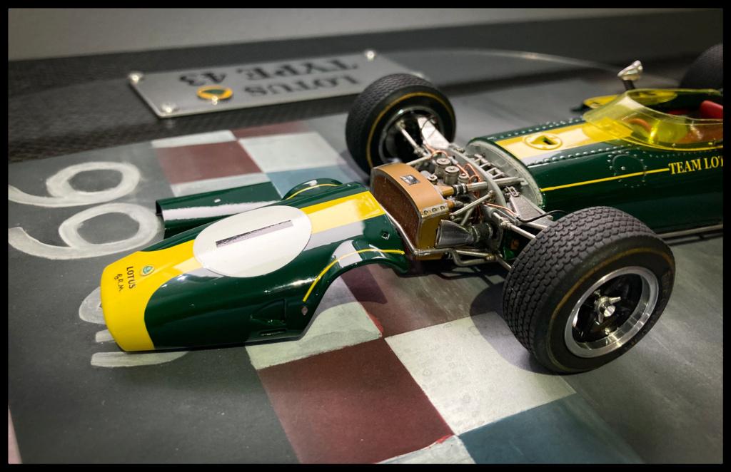 1/20 MFH 1966 Lotus 43, Jim Clark, US GP Watkins Glen. 63b2c810