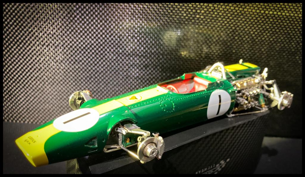 Lotus 43 BRM, Jim Clark, US GP 1966 Watkins Glen. MFH 1/20. 64852410