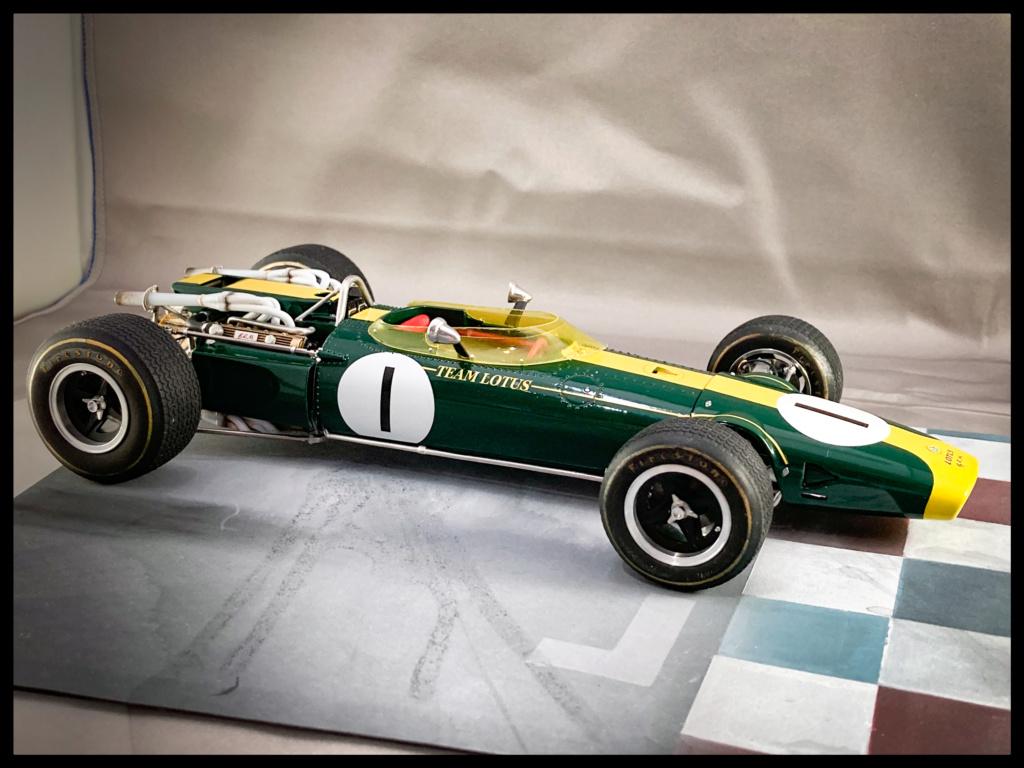 1/20 MFH 1966 Lotus 43, Jim Clark, US GP Watkins Glen. 79993110