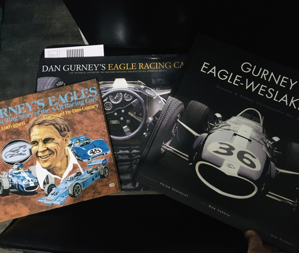 Gurney Eagle Weslake T1G, Dan Gurney, 1967. MFH, 1/20. 7ef5d310