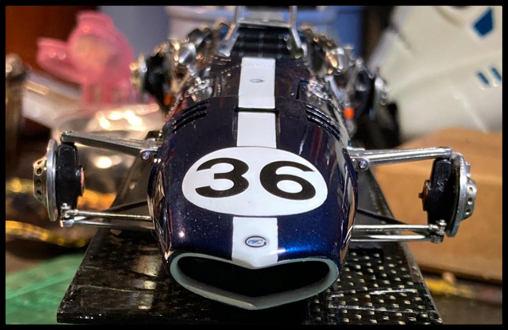 Gurney Eagle Weslake T1G, Dan Gurney, 1967. MFH, 1/20. 7efb5f10