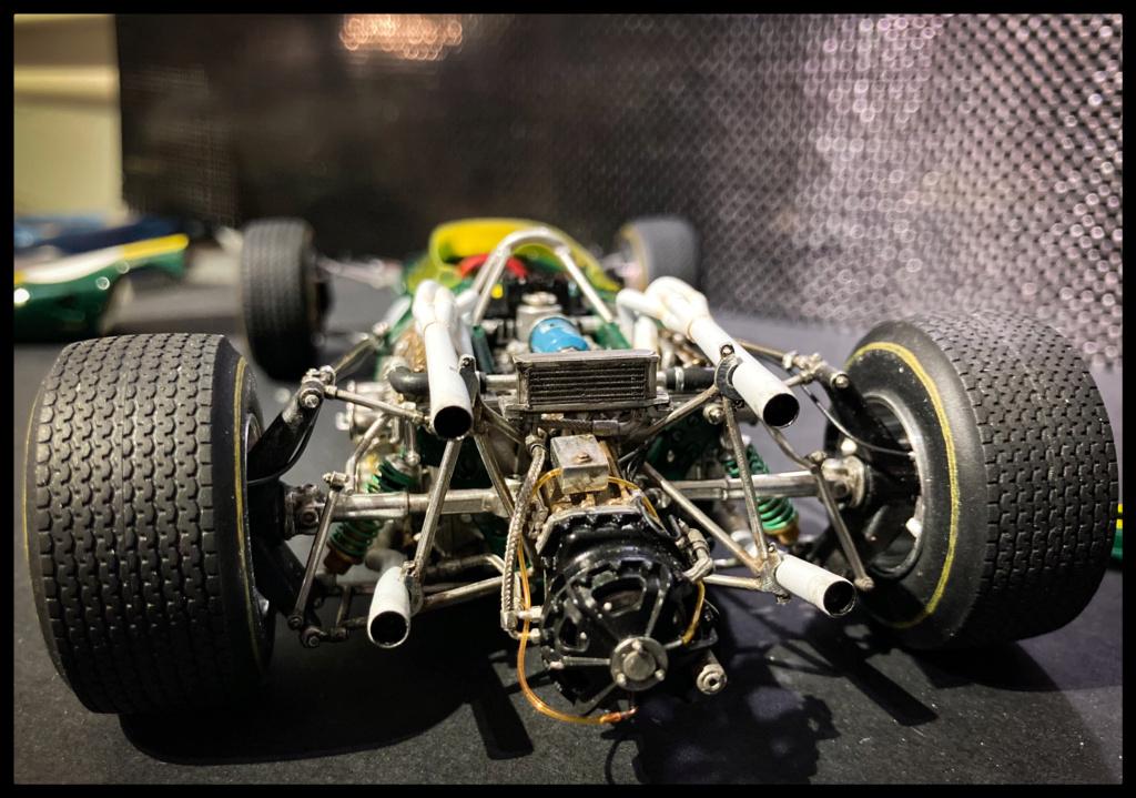Lotus 43 BRM, Jim Clark, US GP 1966 Watkins Glen. MFH 1/20. 8b188f10