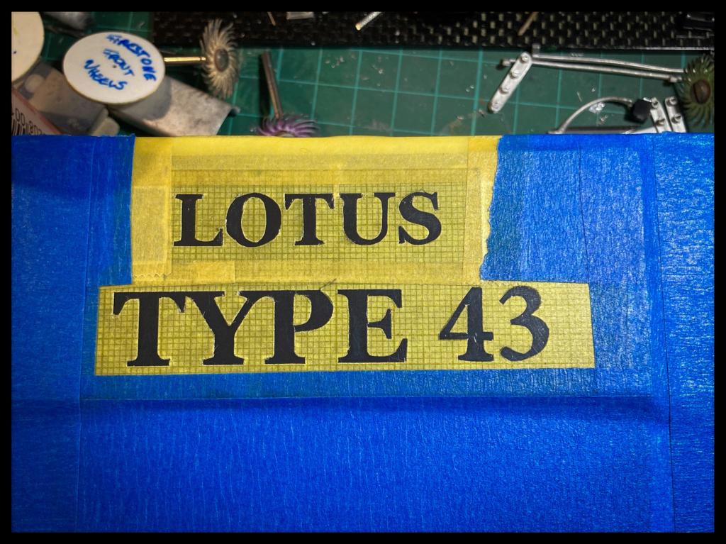 Lotus 43 BRM, Jim Clark, US GP 1966 Watkins Glen. MFH 1/20. 8da38610