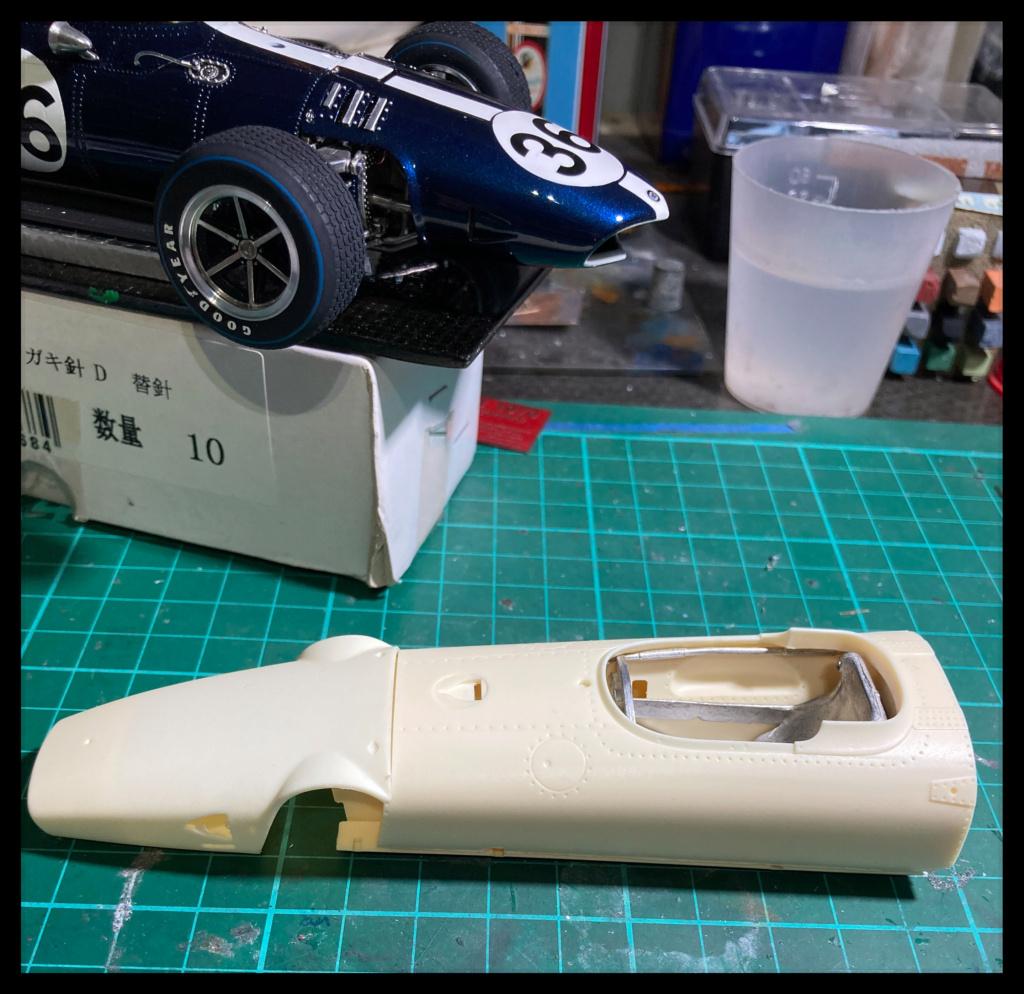 Lotus 43 BRM, Jim Clark, US GP 1966 Watkins Glen. MFH 1/20. A55e2c10