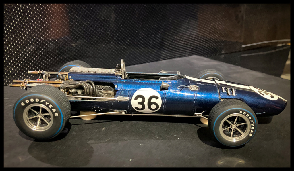 Gurney Eagle Weslake T1G, Dan Gurney, 1967. MFH, 1/20. A8b88a10
