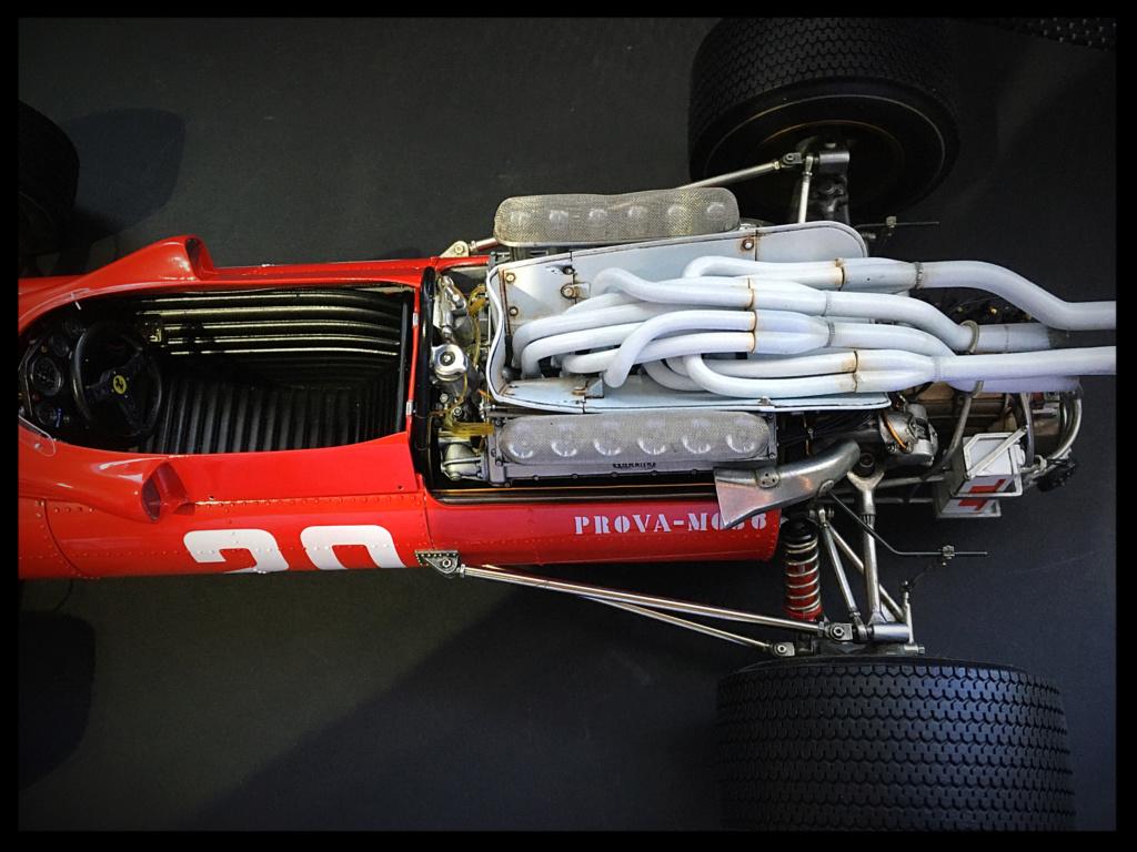 1/12 MFH Ferrari 312F1, Chris Amon, Monaco 1967 - Page 4 Akjy4610