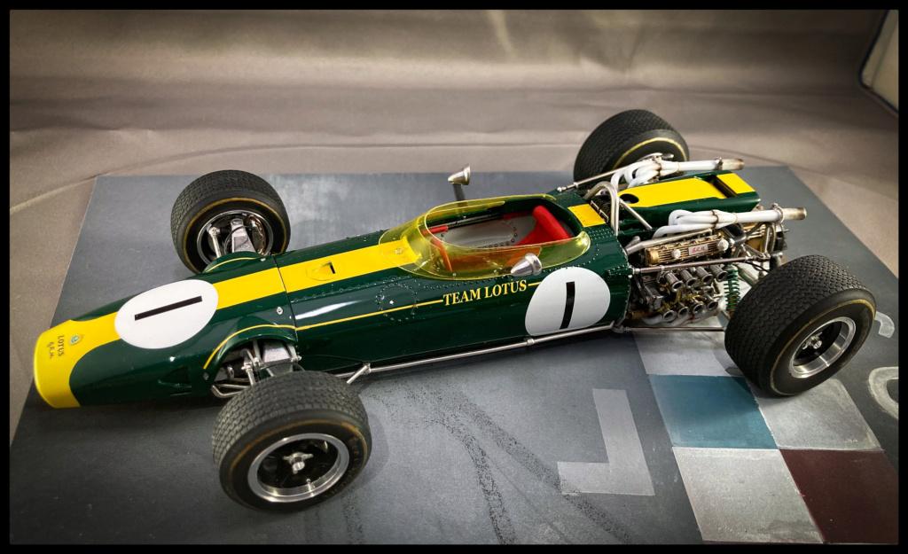 1/20 MFH 1966 Lotus 43, Jim Clark, US GP Watkins Glen. B1518910