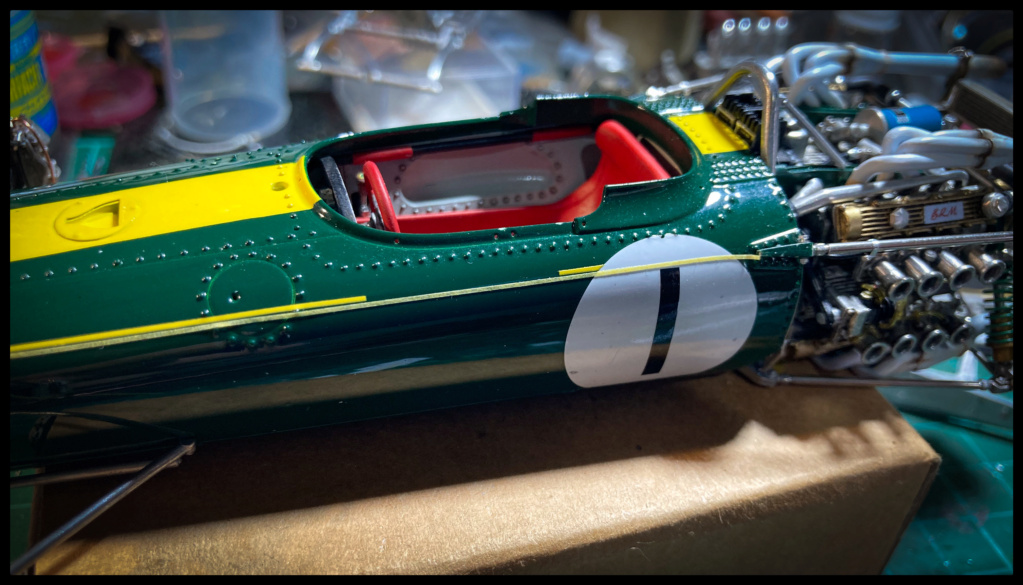Lotus 43 BRM, Jim Clark, US GP 1966 Watkins Glen. MFH 1/20. - Page 2 B3b1b810