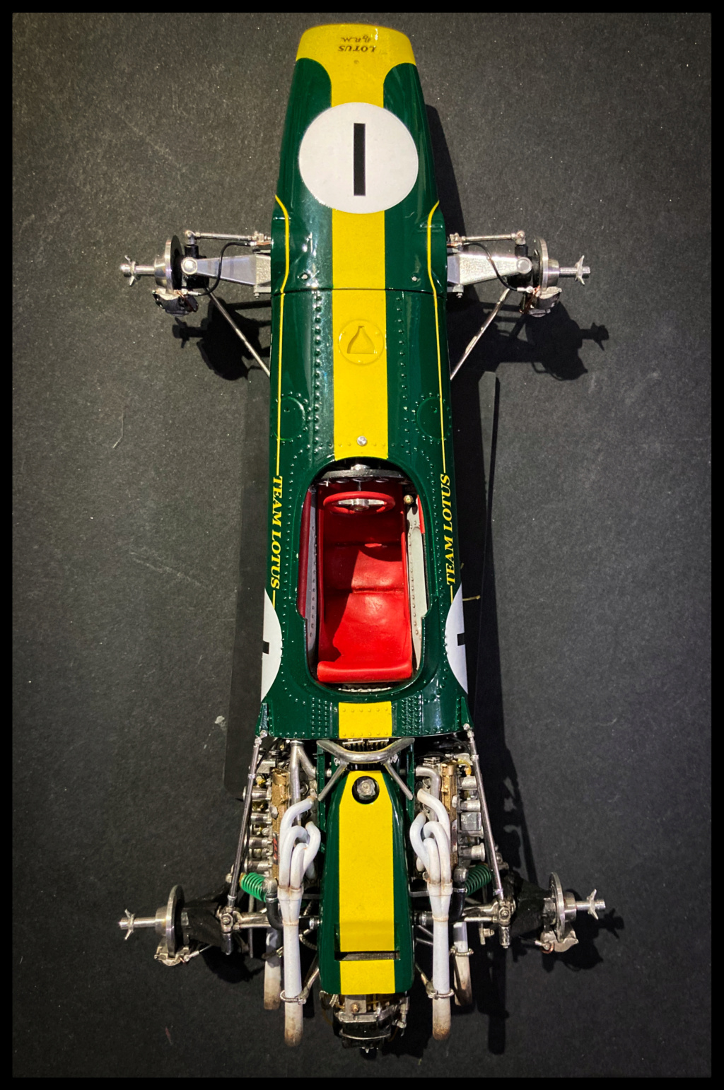 Lotus 43 BRM, Jim Clark, US GP 1966 Watkins Glen. MFH 1/20. - Page 2 Bad3d410