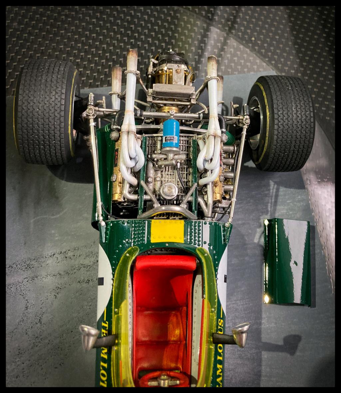 1/20 MFH 1966 Lotus 43, Jim Clark, US GP Watkins Glen. Bb15e510