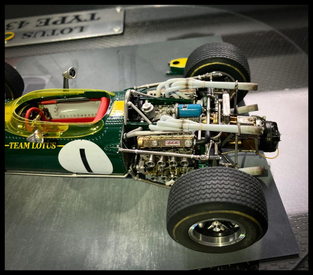 1/20 MFH 1966 Lotus 43, Jim Clark, US GP Watkins Glen. Cdbdb410