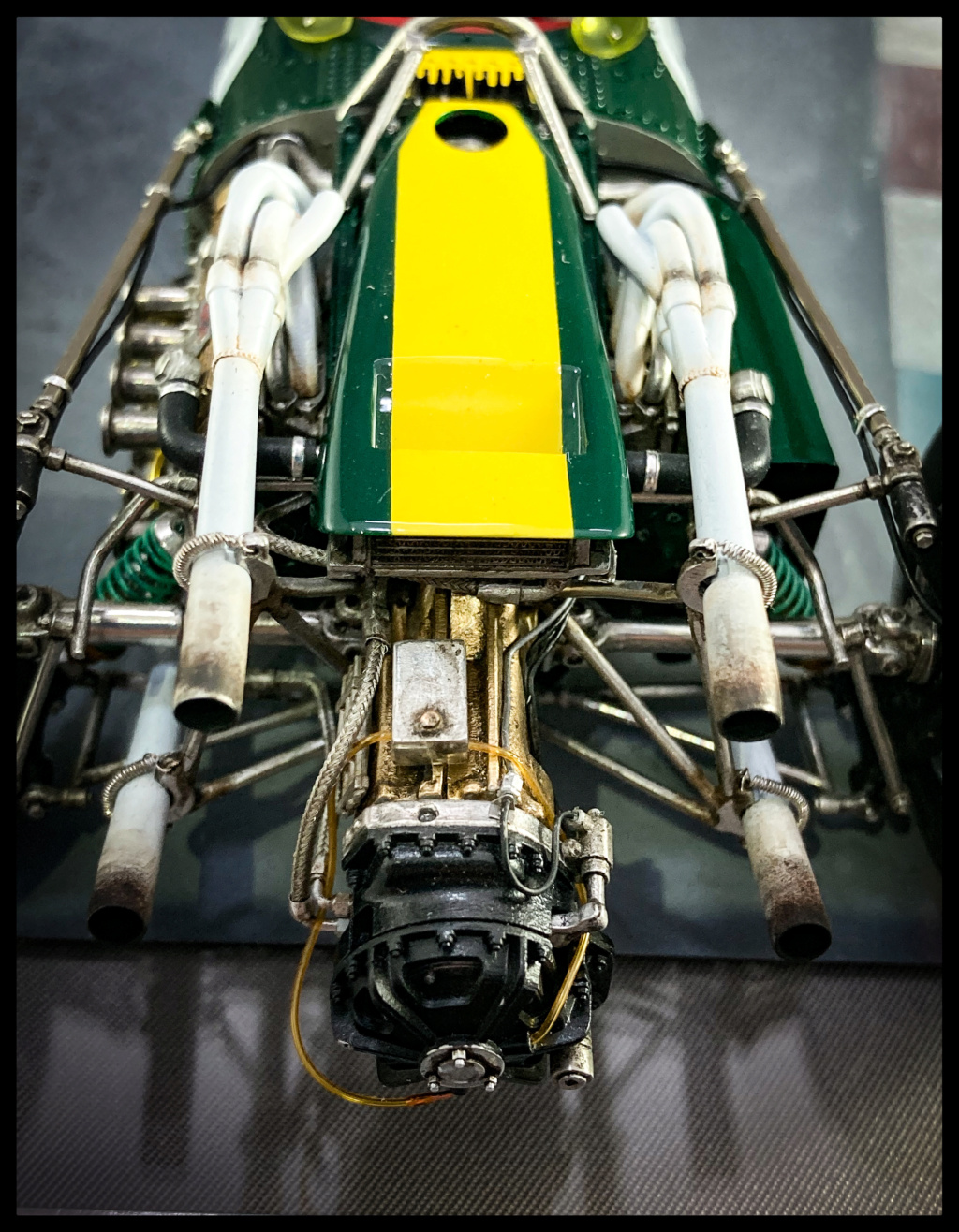 1/20 MFH 1966 Lotus 43, Jim Clark, US GP Watkins Glen. D2fd3110