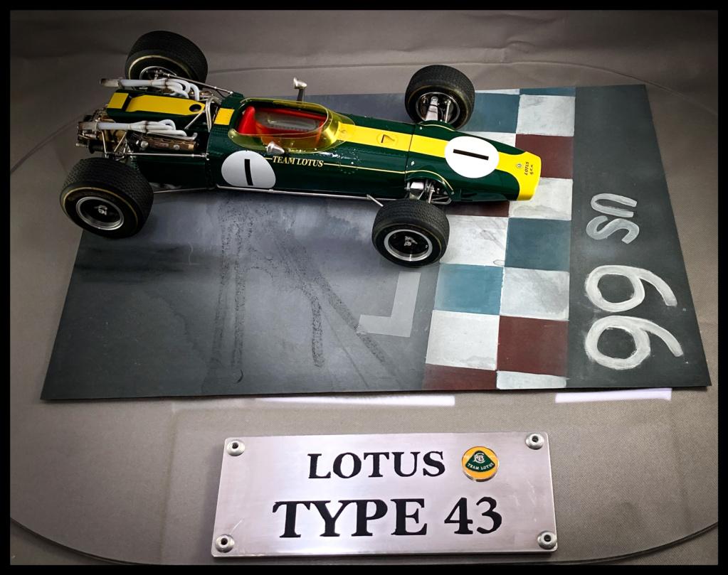 1/20 MFH 1966 Lotus 43, Jim Clark, US GP Watkins Glen. Da40c610