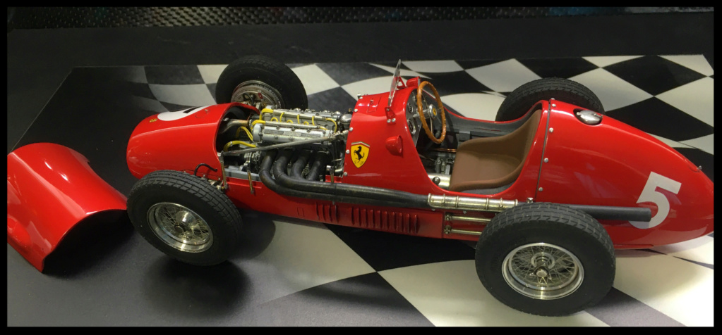 Ferrari 500 F2, 1/20 F0a46210